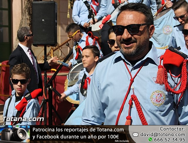 Día de la Música Nazarena - Semana Santa 2016 - 1274