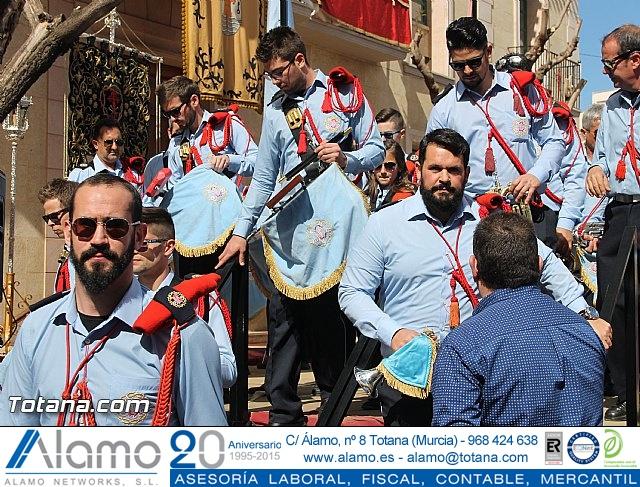 Día de la Música Nazarena - Semana Santa 2016 - 1281