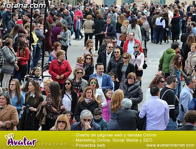 Día de la Música Nazarena - Semana Santa 2016 - Pasacalles y actuación conjunta - 2