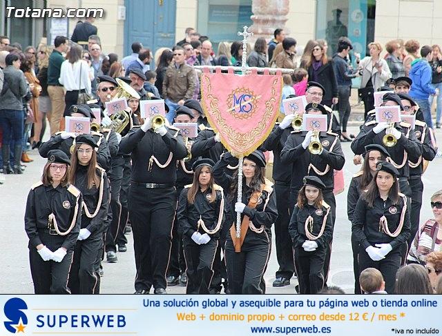 Día de la Música Nazarena - Semana Santa 2016 - Pasacalles y actuación conjunta - 5