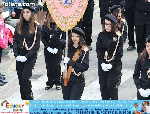 Día de la Música Nazarena - Semana Santa 2016 - Pasacalles y actuación conjunta - 7