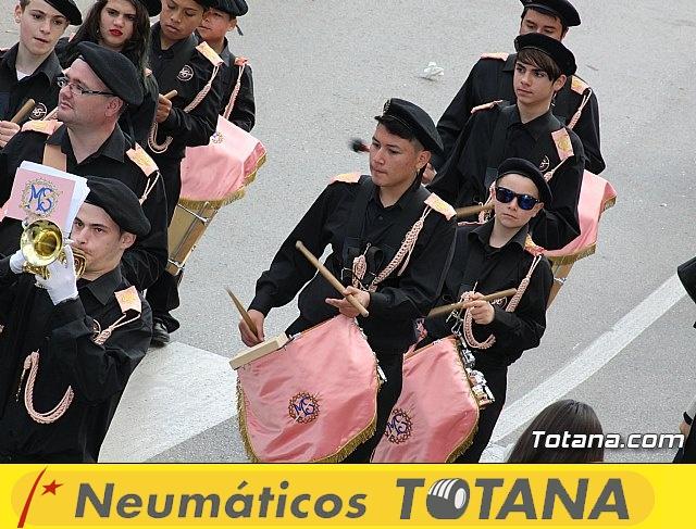 Día de la Música Nazarena - Semana Santa 2016 - Pasacalles y actuación conjunta - 11