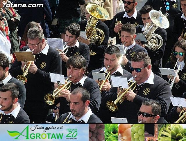 Día de la Música Nazarena - Semana Santa 2016 - Pasacalles y actuación conjunta - 23