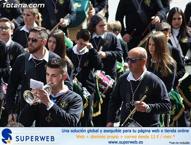 Día de la Música Nazarena - Semana Santa 2016 - Pasacalles y actuación conjunta - 28