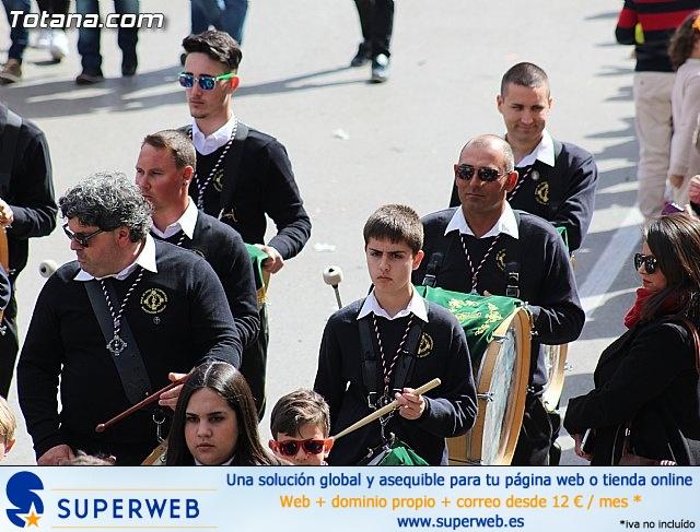 Día de la Música Nazarena - Semana Santa 2016 - Pasacalles y actuación conjunta - 30