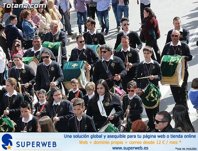 Día de la Música Nazarena - Semana Santa 2016 - Pasacalles y actuación conjunta - 31