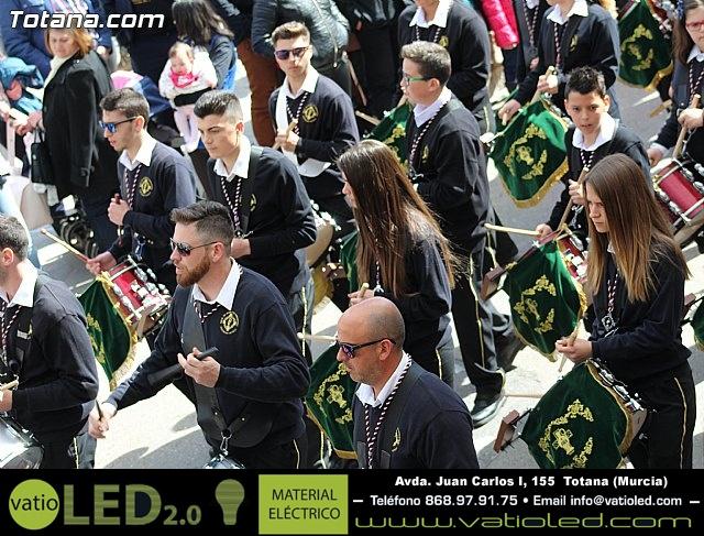 Día de la Música Nazarena - Semana Santa 2016 - Pasacalles y actuación conjunta - 32
