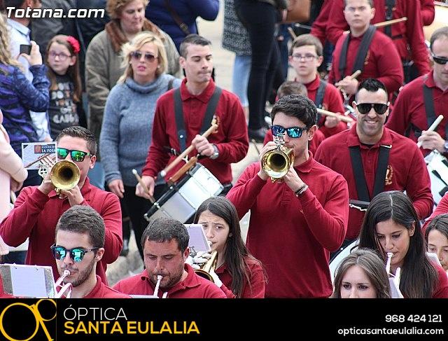 Día de la Música Nazarena - Semana Santa 2016 - Pasacalles y actuación conjunta - 41