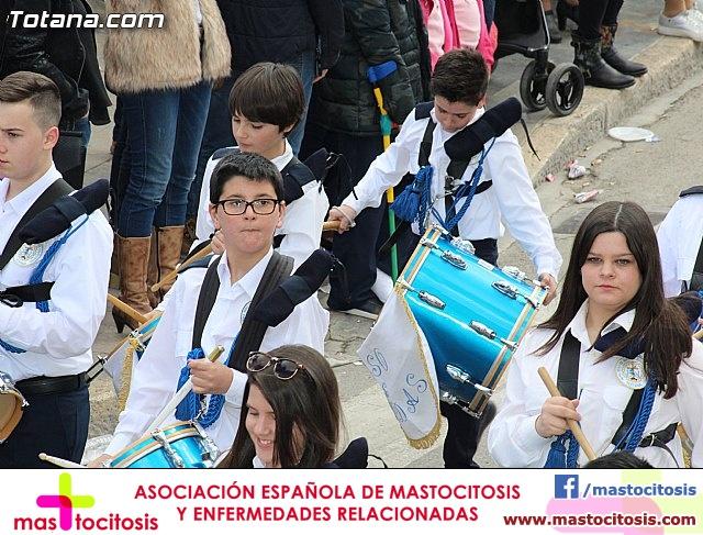 Día de la Música Nazarena - Semana Santa 2016 - Pasacalles y actuación conjunta - 57