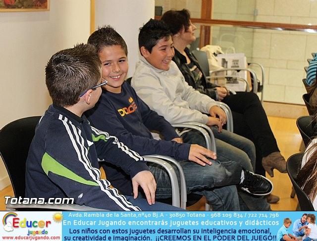 Día Internacional de los Derechos del Niñ@ 2012 - 13