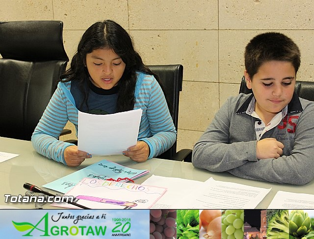 Día Internacional de los Derechos del Niñ@ 2012 - 14