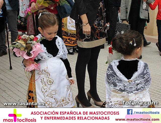 Ofrenda floral a Santa Eulalia 2012 - 5