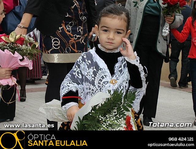 Ofrenda floral a Santa Eulalia 2012 - 6