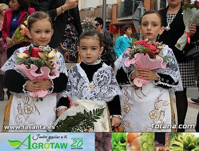 Ofrenda floral a Santa Eulalia 2012 - 8