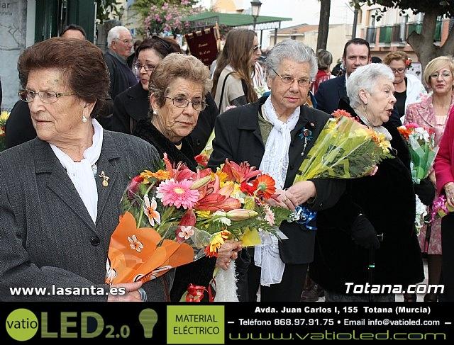 Ofrenda floral a Santa Eulalia 2012 - 9