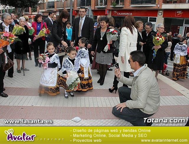 Ofrenda floral a Santa Eulalia 2012 - 10