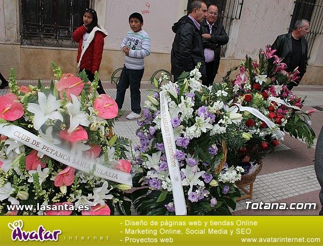 Ofrenda floral a Santa Eulalia 2012 - 11