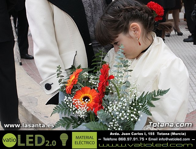 Ofrenda floral a Santa Eulalia 2012 - 15
