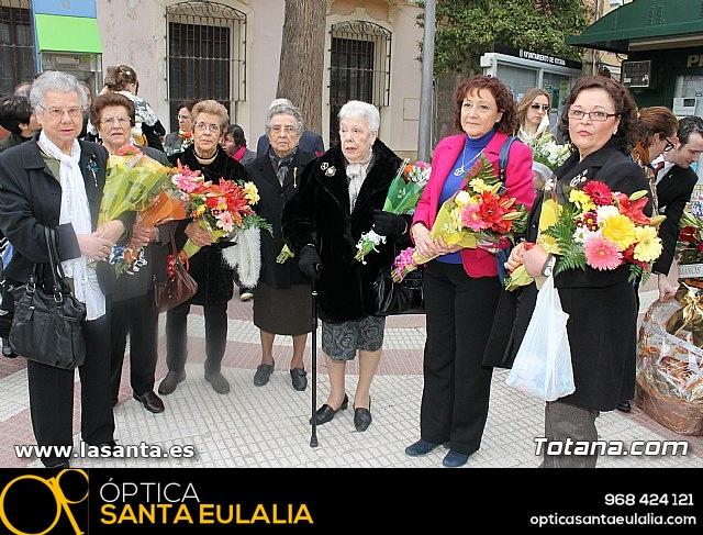 Ofrenda floral a Santa Eulalia 2012 - 16