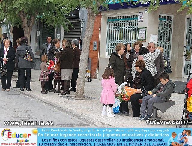 Ofrenda floral a Santa Eulalia 2012 - 21