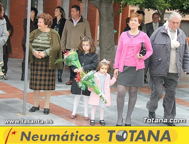 Ofrenda floral a Santa Eulalia 2012 - 23