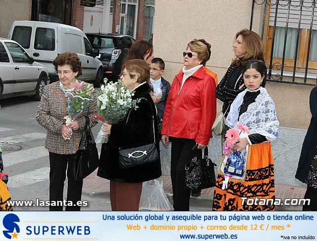 Ofrenda floral a Santa Eulalia 2012 - 24