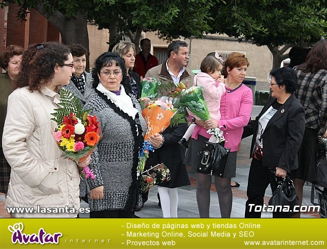 Ofrenda floral a Santa Eulalia 2012 - 29