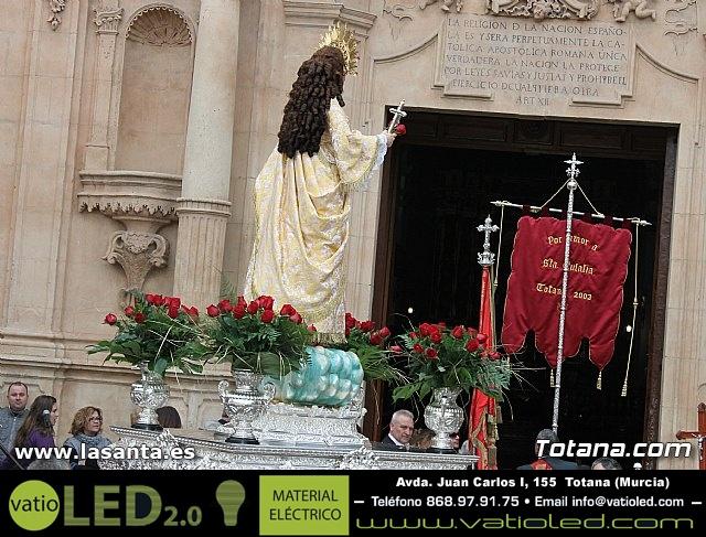 Ofrenda floral a Santa Eulalia 2012 - 613