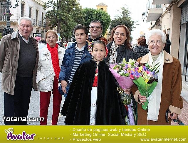 Ofrenda floral a Santa Eulalia, Patrona de Totana 2014 - 3