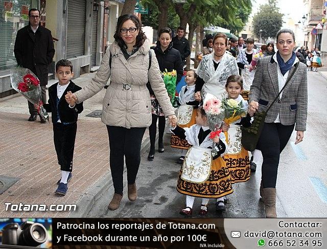 Ofrenda floral a Santa Eulalia, Patrona de Totana 2014 - 17