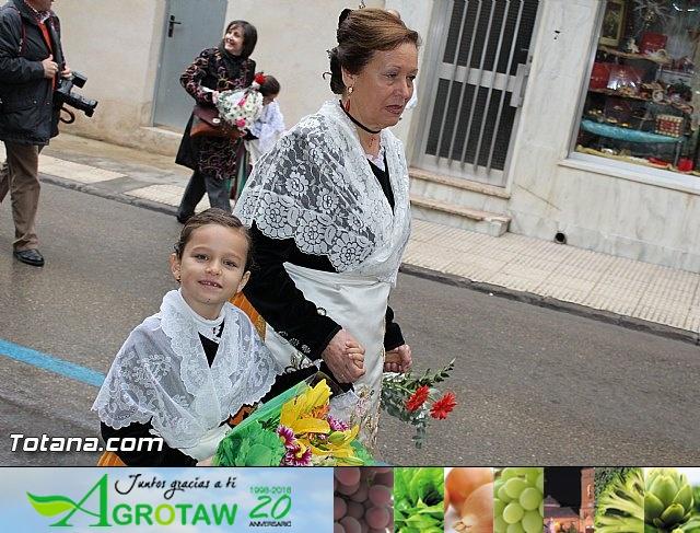 Ofrenda floral a Santa Eulalia, Patrona de Totana 2014 - 18