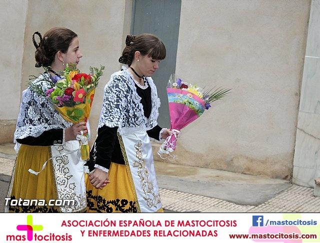 Ofrenda floral a Santa Eulalia, Patrona de Totana 2014 - 19