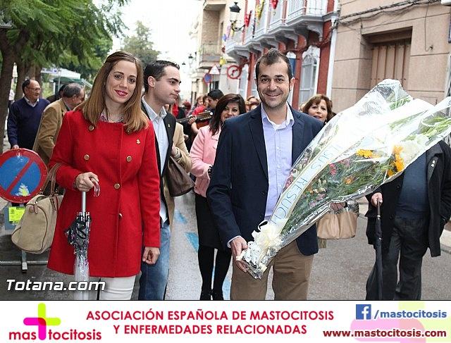 Ofrenda floral a Santa Eulalia, Patrona de Totana 2014 - 29
