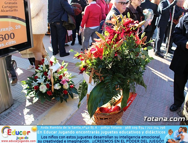 Ofrenda Floral a Santa Eulalia 2017 - 10