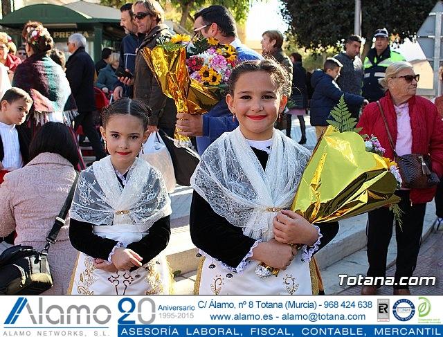 Ofrenda Floral a Santa Eulalia 2017 - 11