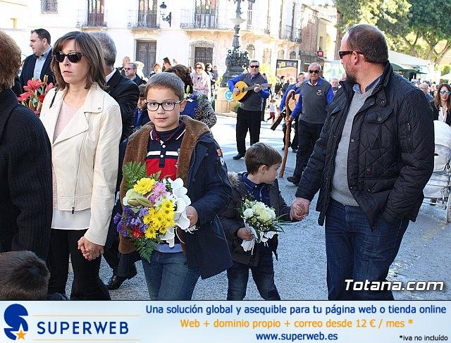 Ofrenda Floral a Santa Eulalia 2017 - 33