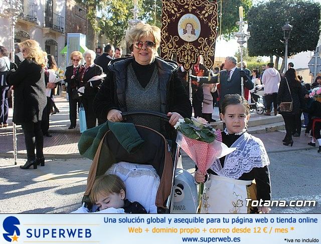 Ofrenda floral a Santa Eulalia - Totana 2019 - 4