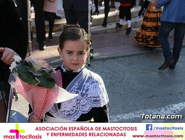 Ofrenda floral a Santa Eulalia - Totana 2019 - 6
