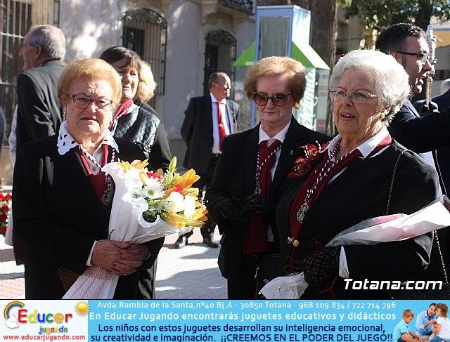 Ofrenda floral a Santa Eulalia - Totana 2019 - 8
