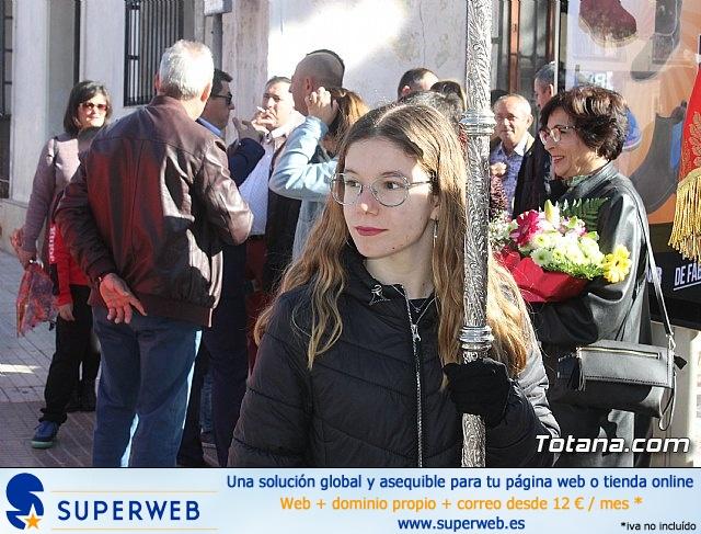 Ofrenda floral a Santa Eulalia - Totana 2019 - 10