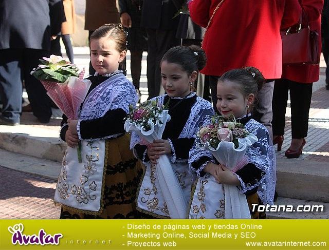Ofrenda floral a Santa Eulalia - Totana 2019 - 13