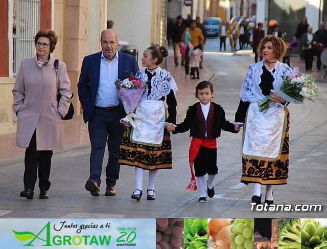 Ofrenda floral a Santa Eulalia - Totana 2019 - 22