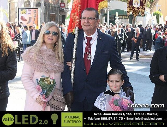 Ofrenda floral a Santa Eulalia - Totana 2019 - 34