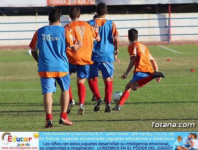 Olímpico de Totana - Real Murcia Imperial (2-0) - 2