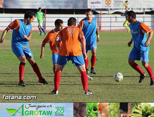 Olímpico de Totana - Real Murcia Imperial (2-0) - 5