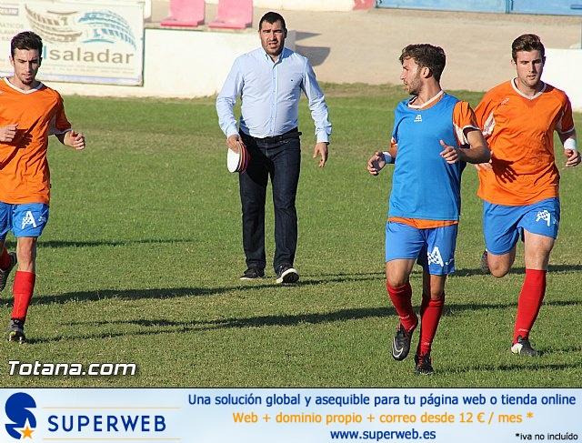 Olímpico de Totana - Real Murcia Imperial (2-0) - 8