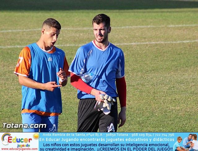 Olímpico de Totana - Real Murcia Imperial (2-0) - 11