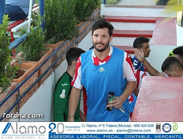 Olímpico de Totana - Real Murcia Imperial (2-0) - 12