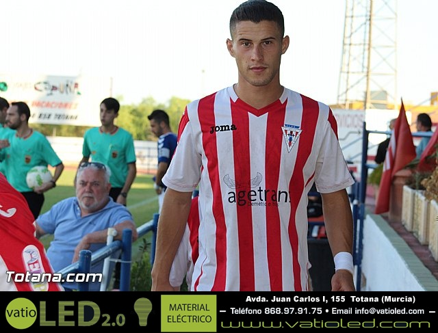 Olímpico de Totana - Real Murcia Imperial (2-0) - 15