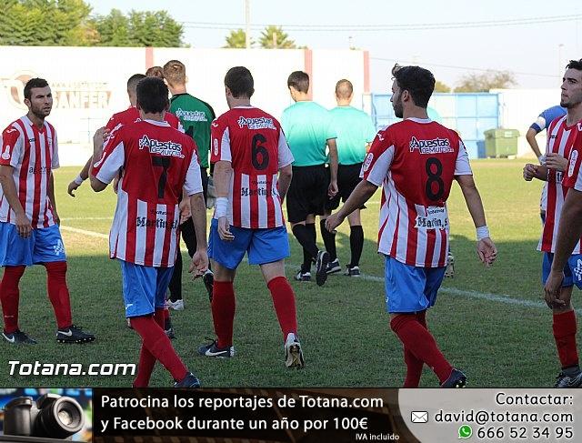 Olímpico de Totana - Real Murcia Imperial (2-0) - 17